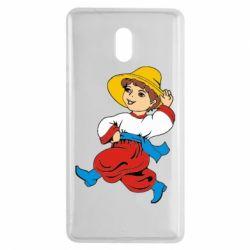 Чехол для Nokia 3 Маленький українець - FatLine