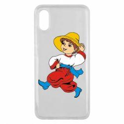 Чехол для Xiaomi Mi8 Pro Маленький українець - FatLine