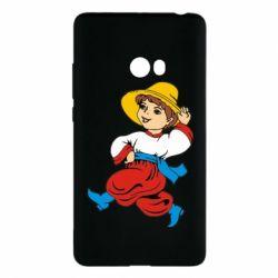 Чехол для Xiaomi Mi Note 2 Маленький українець - FatLine