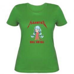 Жіноча футболка Малятко