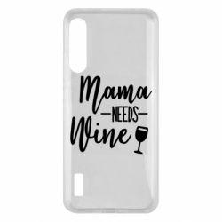Чохол для Xiaomi Mi A3 Mama need wine