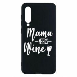 Чехол для Xiaomi Mi9 SE Mama need wine
