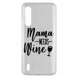 Чехол для Xiaomi Mi9 Lite Mama need wine
