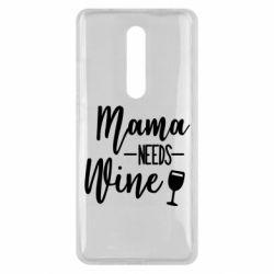 Чехол для Xiaomi Mi9T Mama need wine