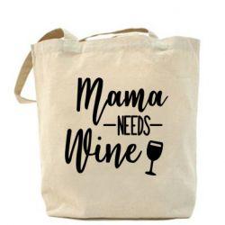 Сумка Mama need wine