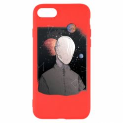 Чохол для iPhone 8 Man and space