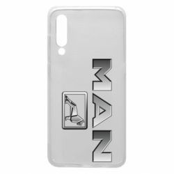 Чехол для Xiaomi Mi9 Man logo and lion