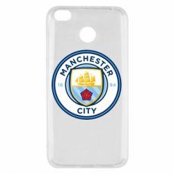 Чехол для Xiaomi Redmi 4x Manchester City