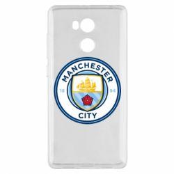 Чехол для Xiaomi Redmi 4 Pro/Prime Manchester City