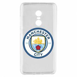 Чехол для Xiaomi Redmi Note 4 Manchester City