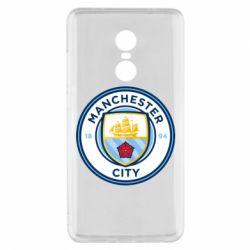 Чехол для Xiaomi Redmi Note 4x Manchester City