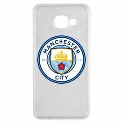 Чохол для Samsung A3 2016 Manchester City