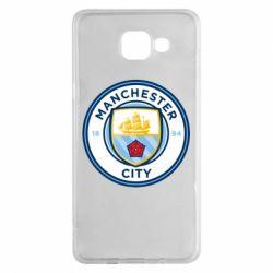 Чохол для Samsung A5 2016 Manchester City
