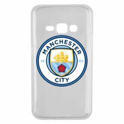Чохол для Samsung J1 2016 Manchester City