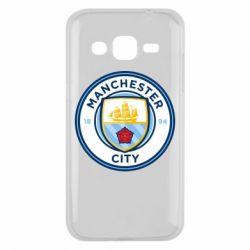 Чохол для Samsung J2 2015 Manchester City