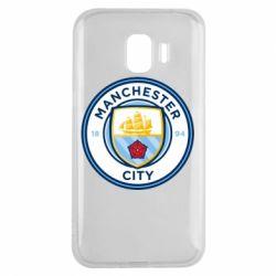 Чохол для Samsung J2 2018 Manchester City