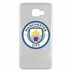 Чохол для Samsung A7 2016 Manchester City
