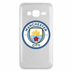 Чохол для Samsung J3 2016 Manchester City