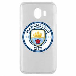 Чохол для Samsung J4 Manchester City