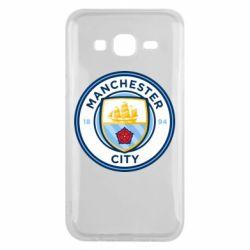 Чохол для Samsung J5 2015 Manchester City