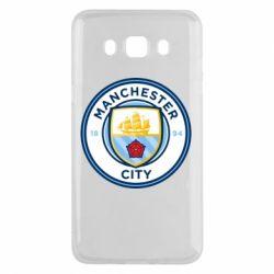 Чохол для Samsung J5 2016 Manchester City
