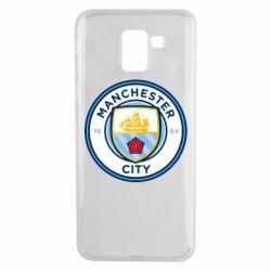 Чохол для Samsung J6 Manchester City