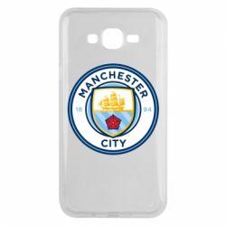 Чохол для Samsung J7 2015 Manchester City