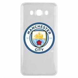Чохол для Samsung J7 2016 Manchester City