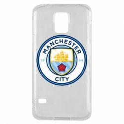 Чохол для Samsung S5 Manchester City