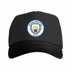 Кепка-тракер Manchester City
