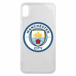 Чохол для iPhone Xs Max Manchester City