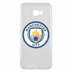 Чохол для Samsung J4 Plus 2018 Manchester City
