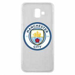 Чохол для Samsung J6 Plus 2018 Manchester City