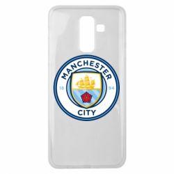 Чохол для Samsung J8 2018 Manchester City