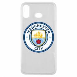 Чохол для Samsung A6s Manchester City