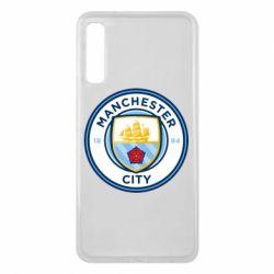 Чохол для Samsung A7 2018 Manchester City
