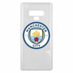 Чохол для Samsung Note 9 Manchester City