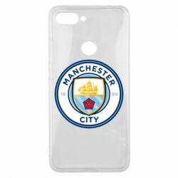 Чехол для Xiaomi Mi8 Lite Manchester City