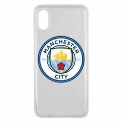 Чехол для Xiaomi Mi8 Pro Manchester City