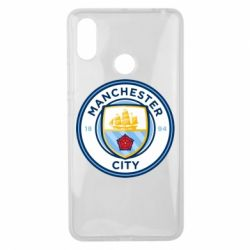 Чехол для Xiaomi Mi Max 3 Manchester City