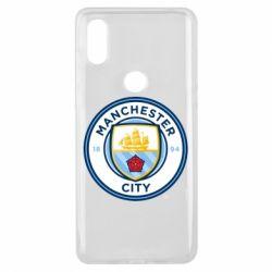Чехол для Xiaomi Mi Mix 3 Manchester City