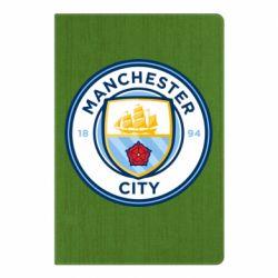 Блокнот А5 Manchester City
