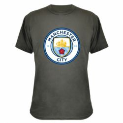 Камуфляжна футболка Manchester City