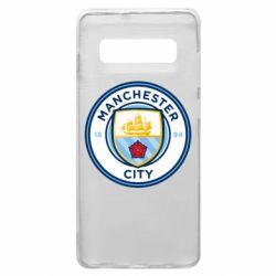Чохол для Samsung S10+ Manchester City