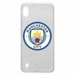 Чохол для Samsung A10 Manchester City