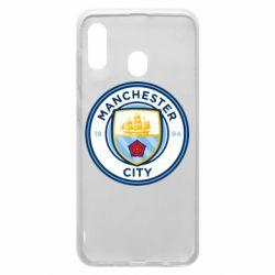 Чохол для Samsung A20 Manchester City