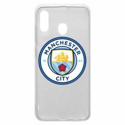 Чохол для Samsung A30 Manchester City