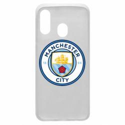 Чохол для Samsung A40 Manchester City