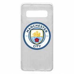 Чохол для Samsung S10 Manchester City