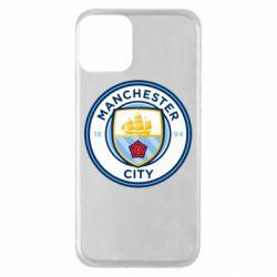 Чохол для iPhone 11 Manchester City